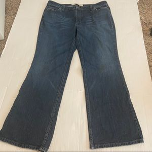 Mossimo plus size jeans
